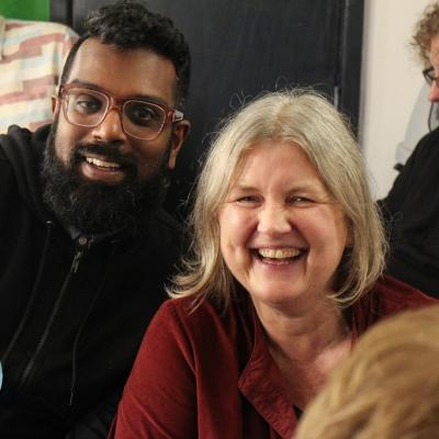 BAFTA win for Jill's Comedy Workshops Graduate Romesh Ranganathan...