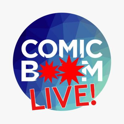 Comic Boom Comedy Club at Komedia Brighton Goes Online...