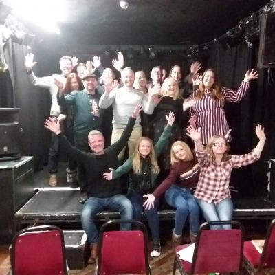 A Fun Weekend Comedy Course in the Studio Bar at Komedia Brighton...
