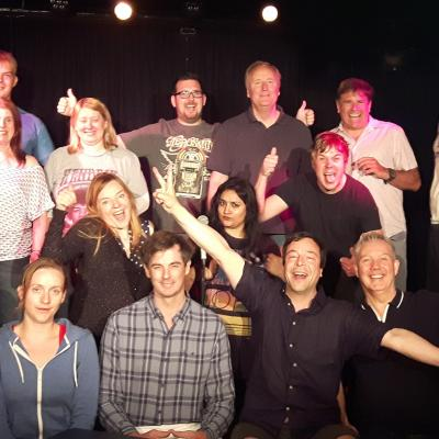 A One Week Stand-Up Comedy Holiday at Komedia Brighton...