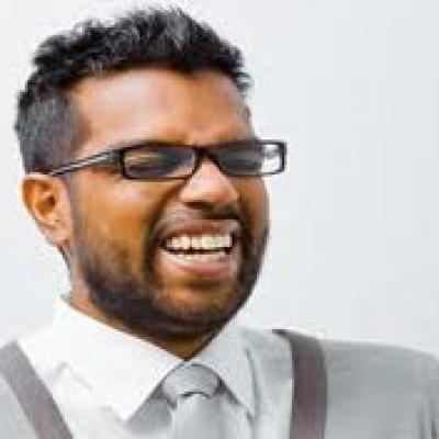 Workshops Graduate Romesh Ranganathan wins Leicester Mecury Comedian of the Year 2013!